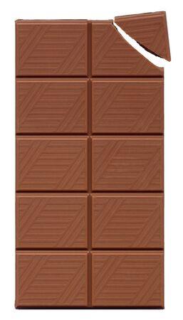 Slab Of Chocolate