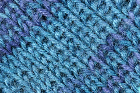 woolen cloth: Knitted wool texture