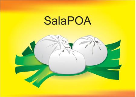 клецка: пару клецки SalaPOA