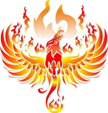 phoenix arizona: Phoenix Vector Fire