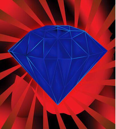 unbreakable: blue diamond