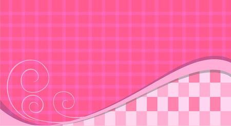 pink pattern background floral
