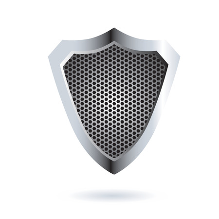perforated: Perforated Shield.