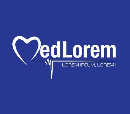 medics: Medical Logo Concept. AI 10 supported.