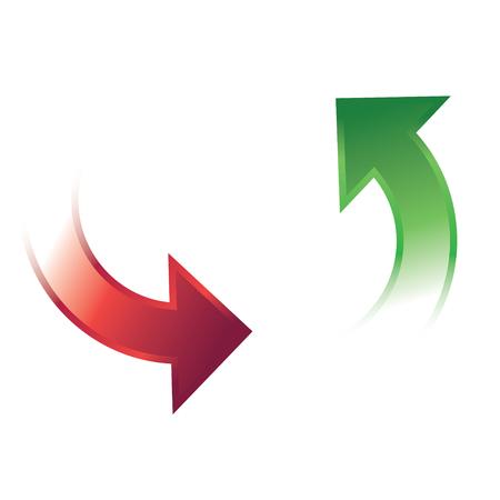 Arrows Icon Design. AI 8 Supported.