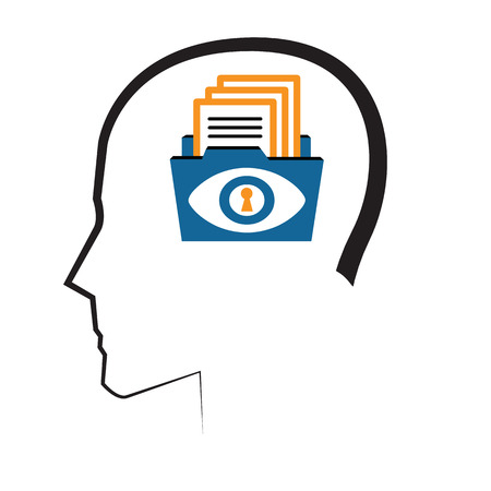 mental object: People and Knowledge. AI 10 supported. Illustration