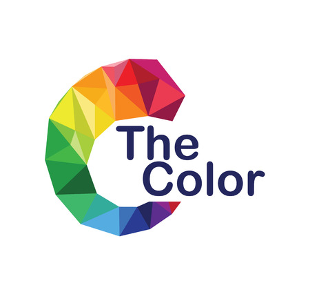 Logo Concept for The Colors. AI 10 Supported.