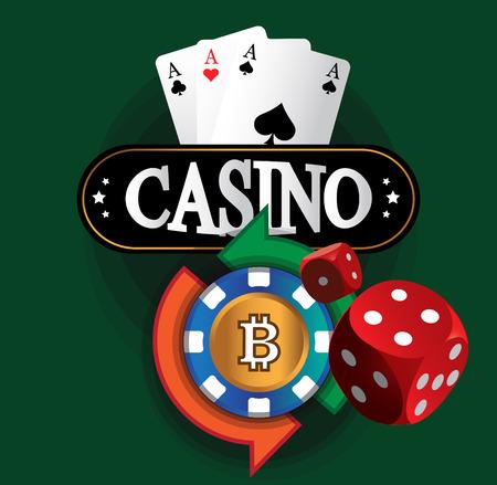 Casino Coin Design, AI 10 Supported.