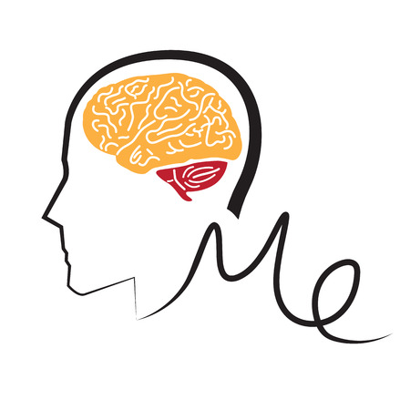 Mental Concept Design. AI 10 supported. Illustration