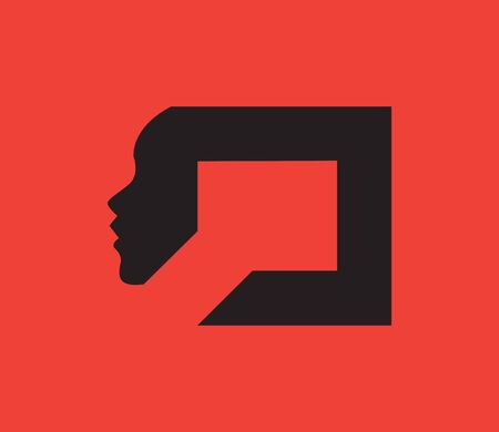 userpic: Square People icon design. AI 10 supported.