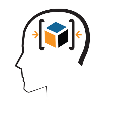 compress: People and Knowledge. AI 10 supported. Illustration