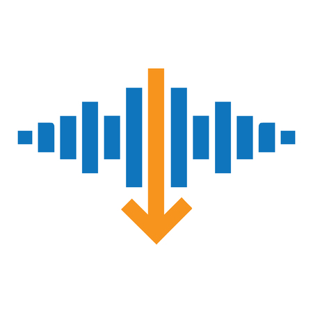 Music Signal Concept Design. AI 8 Supported.