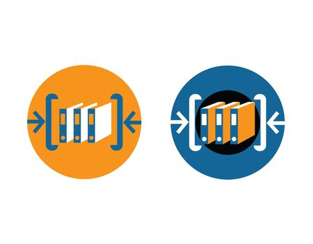 Archive Logo Design Concept