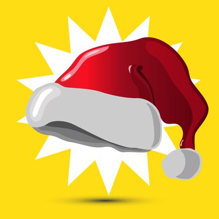 moroz: Santa Claus Hat Design Concept.