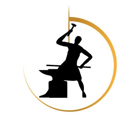 incus: Blacksmith Concept Design Illustration