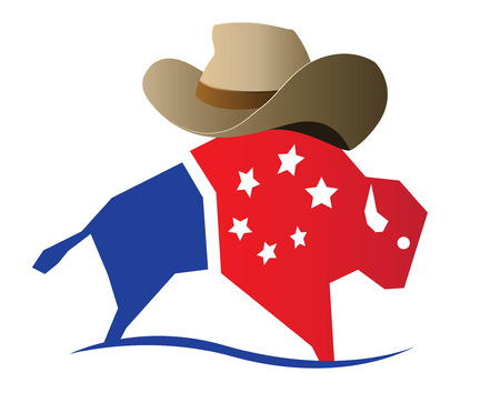 raging bull: Buffalo Design Concept.