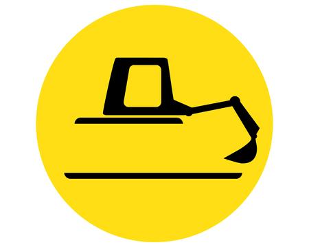 digger: Construction Digger Concept Design