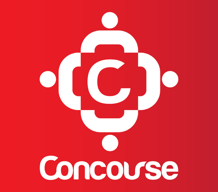 contacts group: Concourse With C Letter. AI 8 Supported.