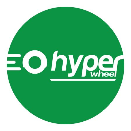 hyper: Hyper Wheel Sticker, Design, AI 8 supported.