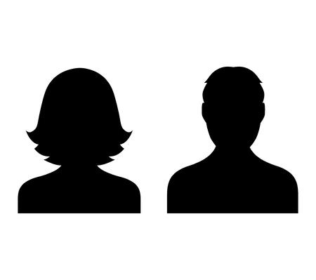 Negro determinado del avatar Foto de archivo - 63255592