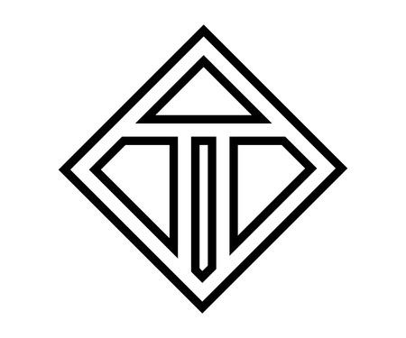 legitimacy: Truth Logo Design Concept, AI 10 supported.
