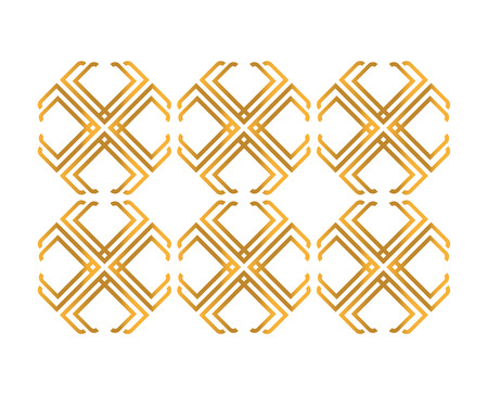Abstract T Pattern Design, AI 10 supported.