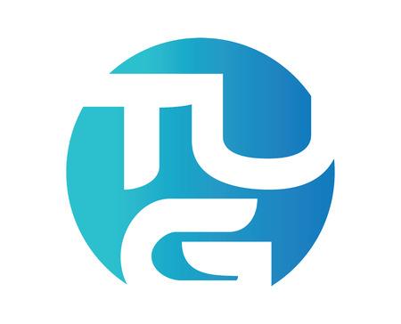 TUG Logo Concept Design, AI 10 supported.