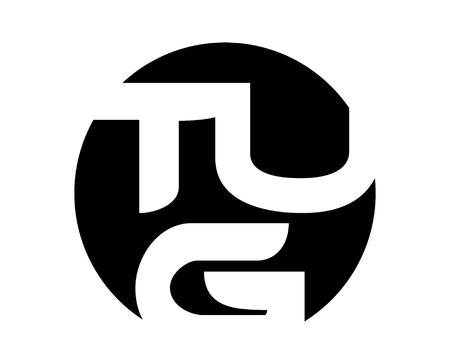 tug: TUG Logo Concept Design, AI 10 supported.