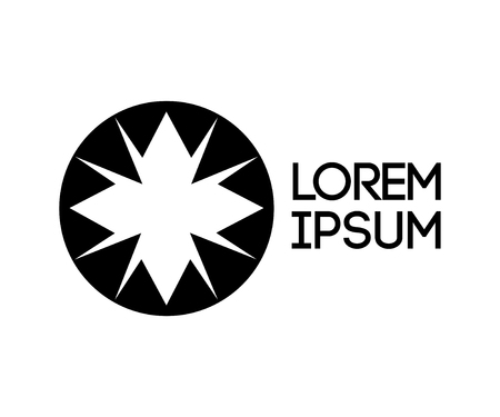 Star Logo Design, AI 10 supported.