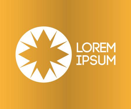 elite: Golden Star Logo Design, AI 10 supported.