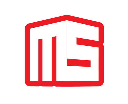 MS Logo Design, AI 10 supported.