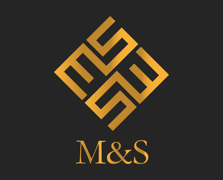 MS Logo Design, AI 10 supported.