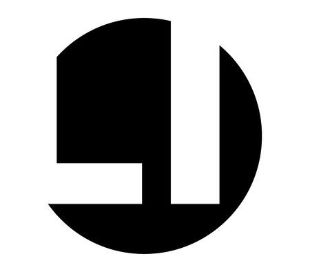 li: LI Icon Template Design. Illustration