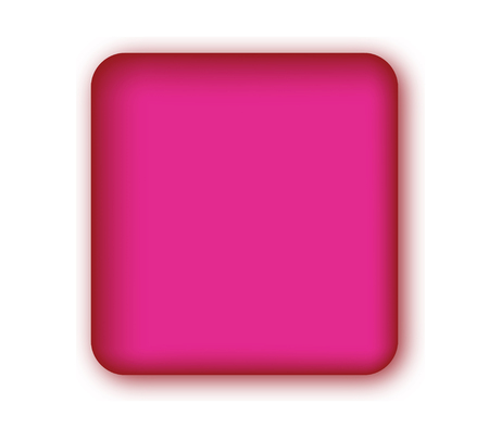 blank button: Pink Blank Button Design. Illustration