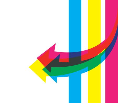 polygraph: Colored Template Design.