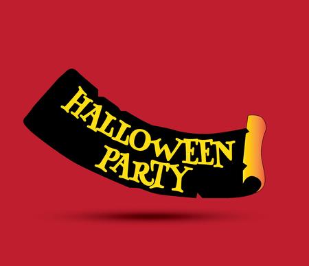 halloween party: Halloween Party Concept Design