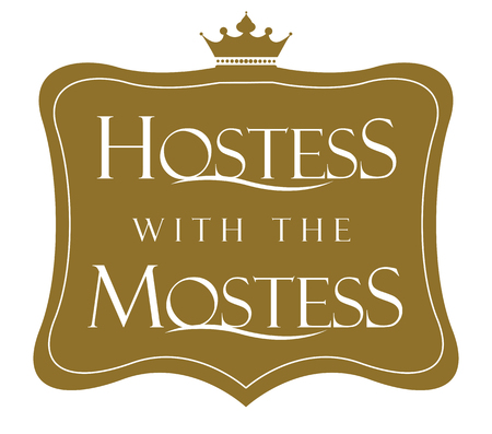Hostess with the Mostess concept design. Illustration