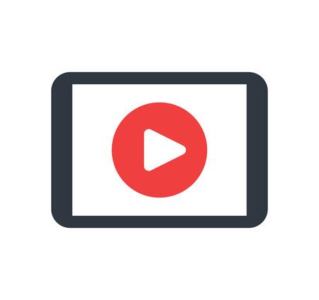 Device Play Icon Design