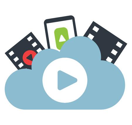 Cloud Computing and Entertainment Concept Design