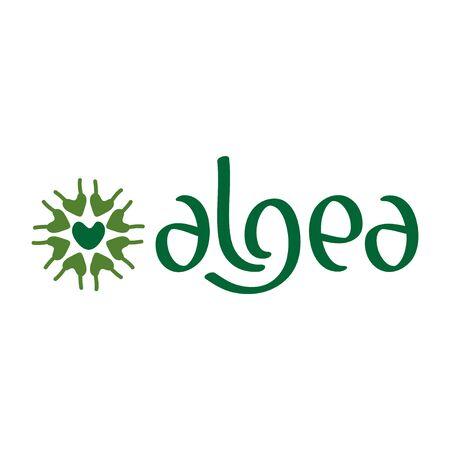 Microscobic Algea Icon and Design
