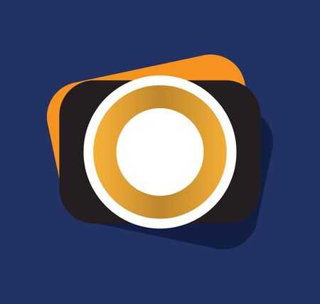 Photo Camera Icon Design