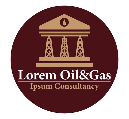 oilwell: Corporate Identity Logo Concept Design