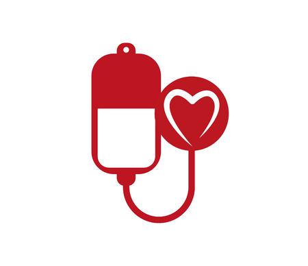 심장 모양으로 건강에 개념 디자인입니다. Eps 8 지원.