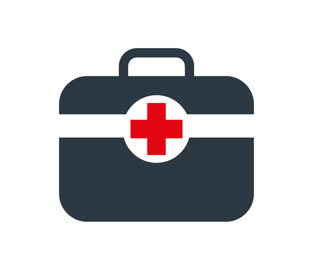 Doctors Bag Icon Design