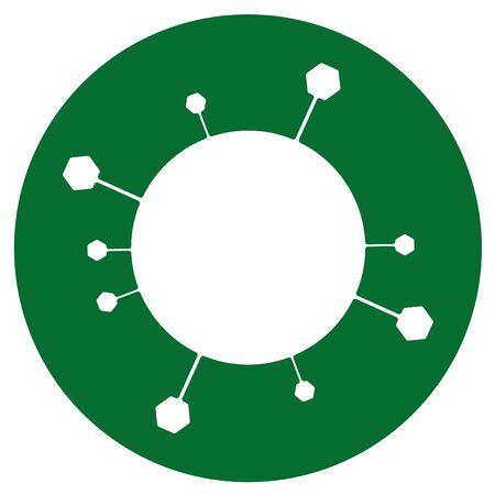 Illustration on the Corona Virus