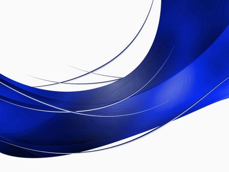 Blauwe abstracte wallpaper