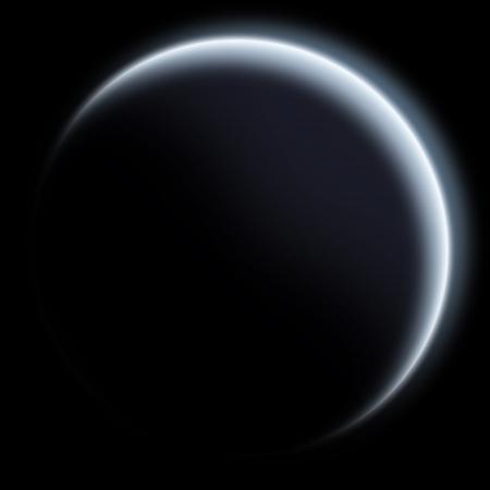 cataclysm: Planet earth sunrise