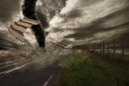 Tornado hurricane photo