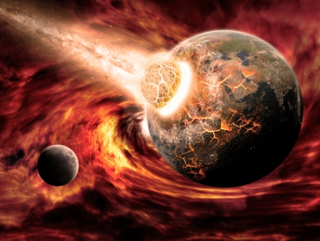 Planet Earth Apocalypse photo