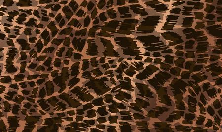 fur: Illustration of colorful animal skin fur texture